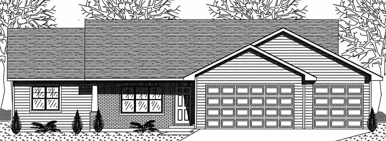 1346 CORAL REEF Lane, Green Bay, WI 54313 - MLS#: 50238639