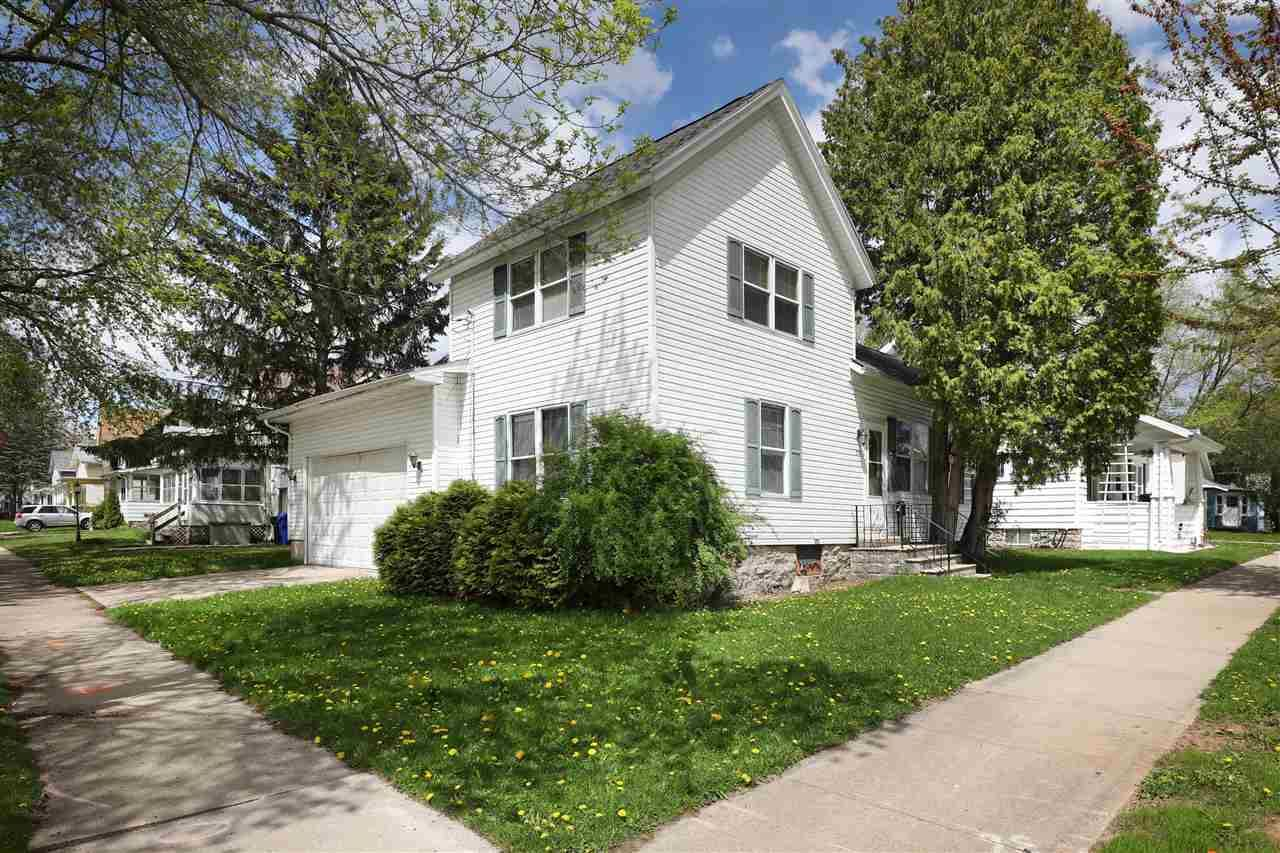 203 N RANKIN Street, Appleton, WI 54911 - MLS#: 50237641