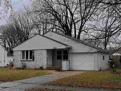 Photo of 852 COLONIAL Avenue, GREEN BAY, WI 54304 (MLS # 50214643)