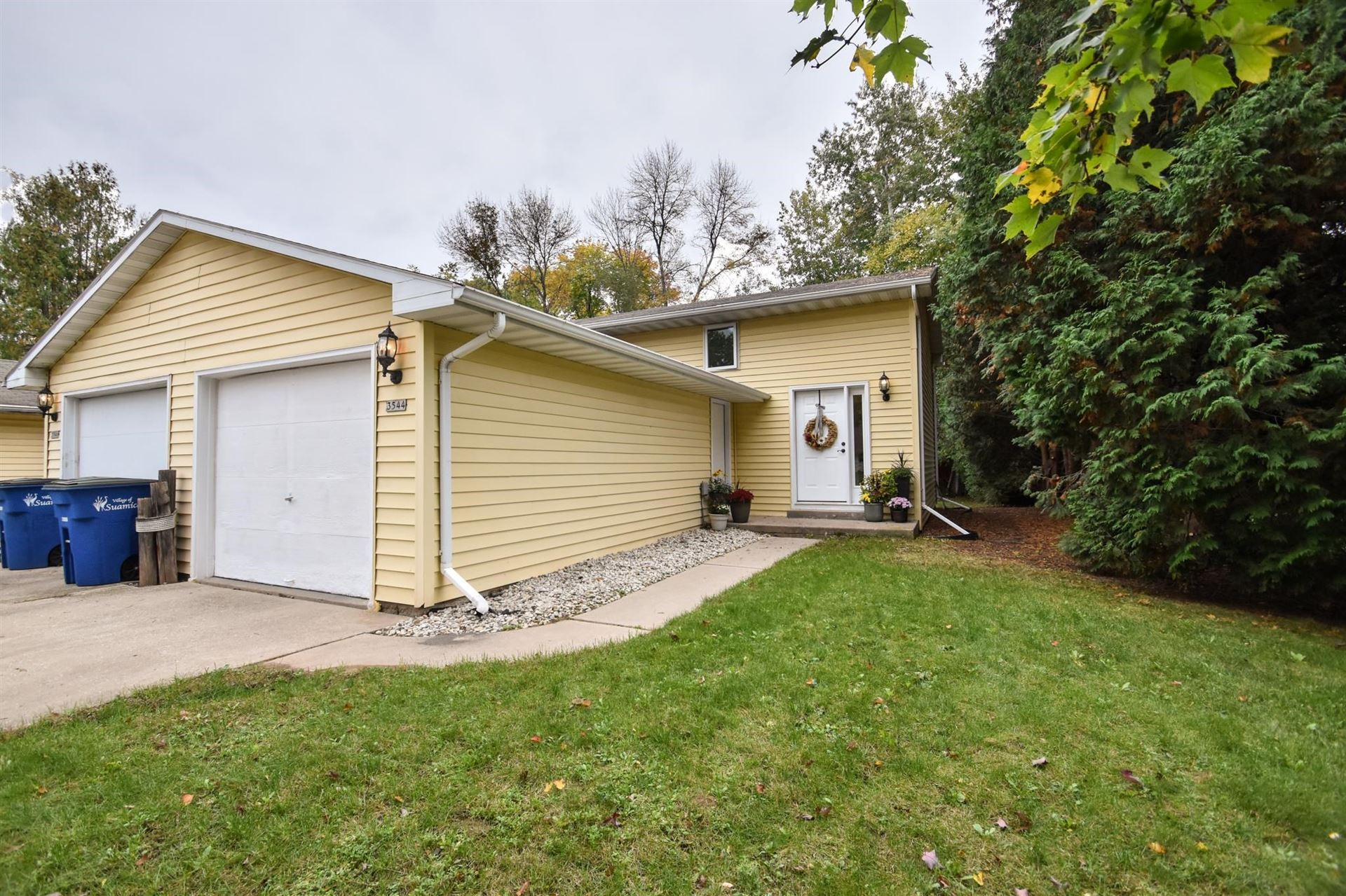 3544 S TIMBER Trail, Suamico, WI 54173 - MLS#: 50249647