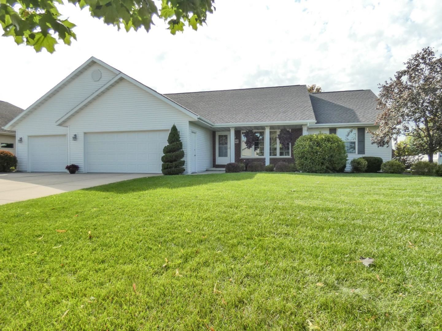 1768 TURQUOISE Trail, Green Bay, WI 54311 - MLS#: 50248648