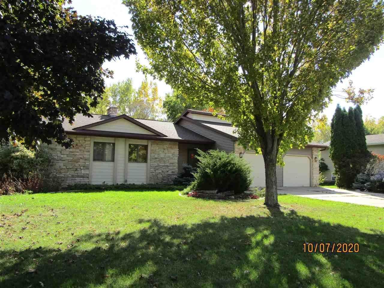 2222 CUMBERLAND Drive, Green Bay, WI 54311 - MLS#: 50230651