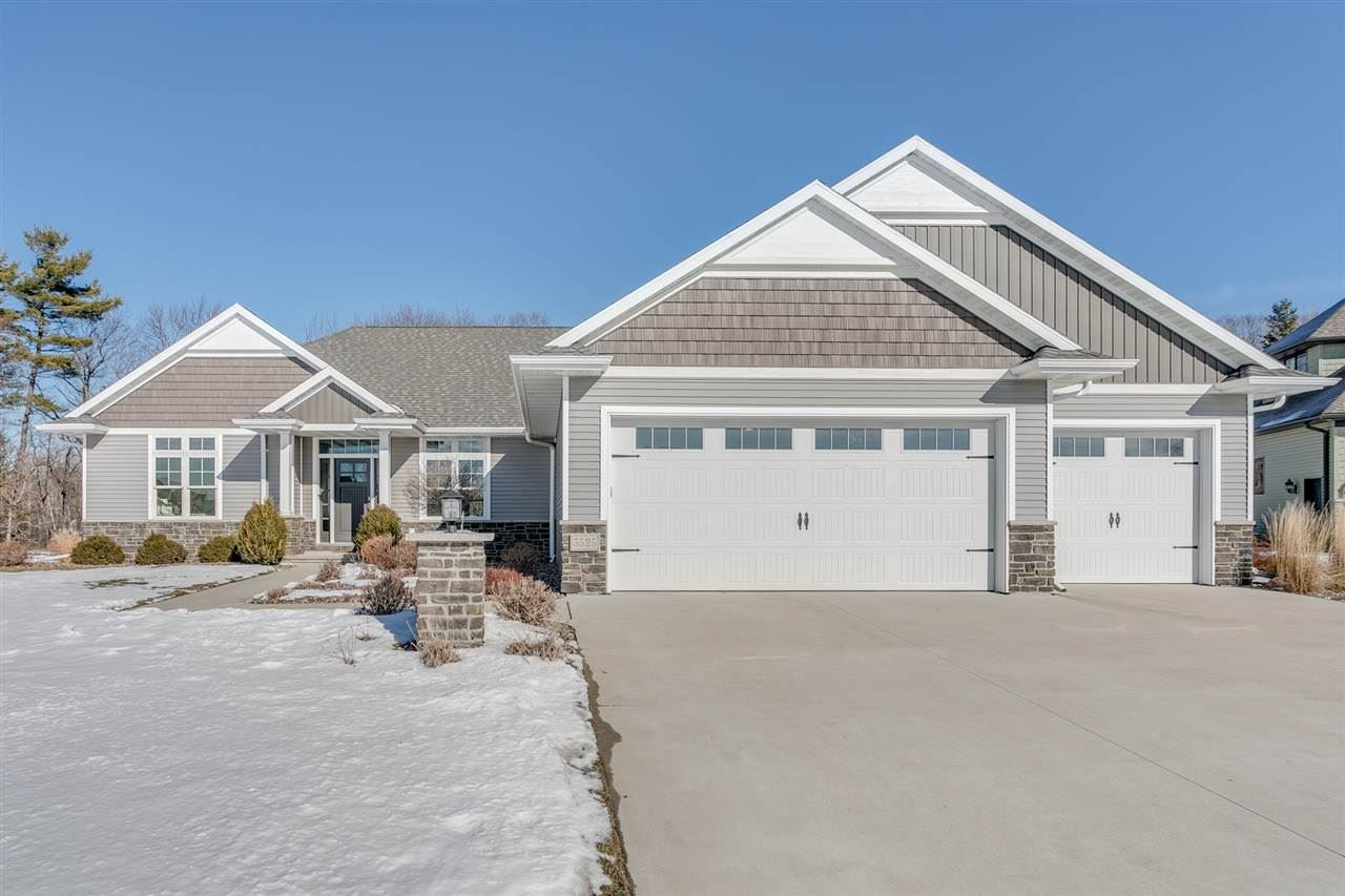 3525 PEPPERGRASS Drive, Green Bay, WI 54311 - MLS#: 50235652