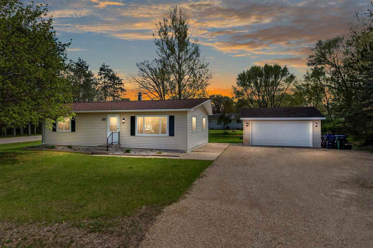 457 E VALLEY VIEW Drive, Wautoma, WI 54982 - MLS#: 50239659