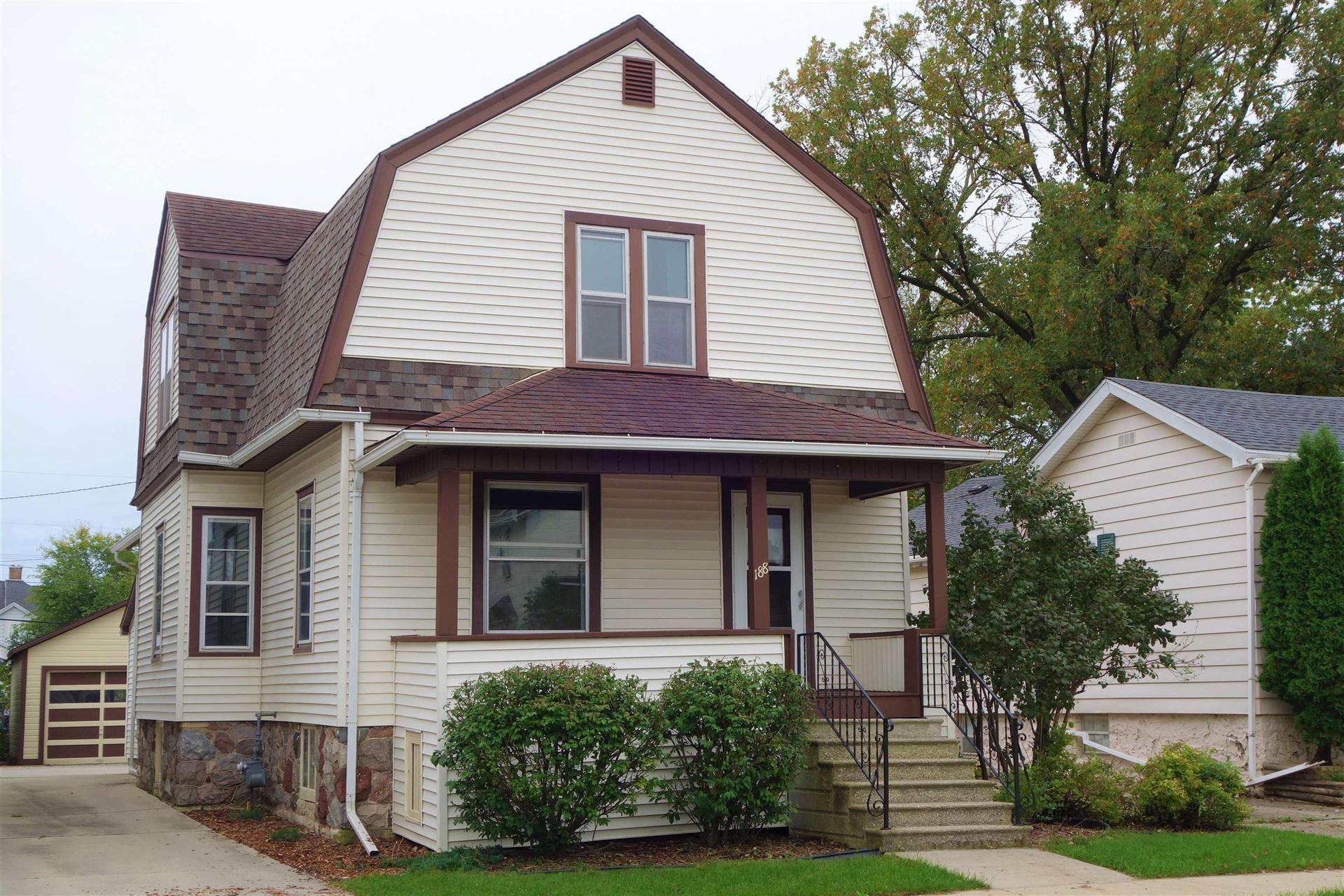 188 E REES Street, Fond du Lac, WI 54935 - MLS#: 50249663