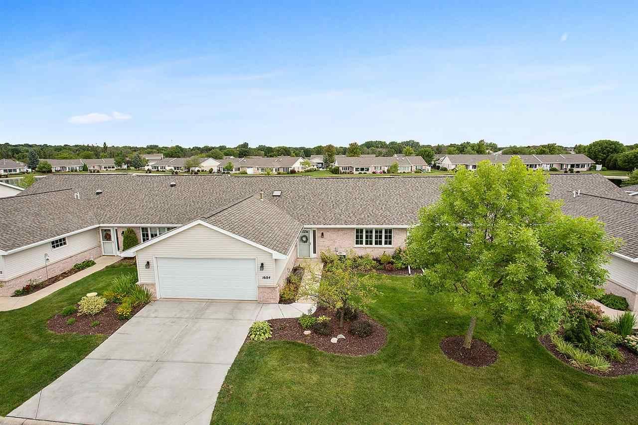 1684 TWIN LAKES Circle, Green Bay, WI 54311 - MLS#: 50228670