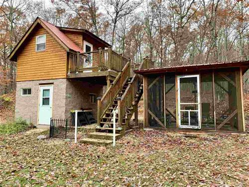 Photo of W9902 TADISCH Lane, ATHELSTANE, WI 54104 (MLS # 50231678)