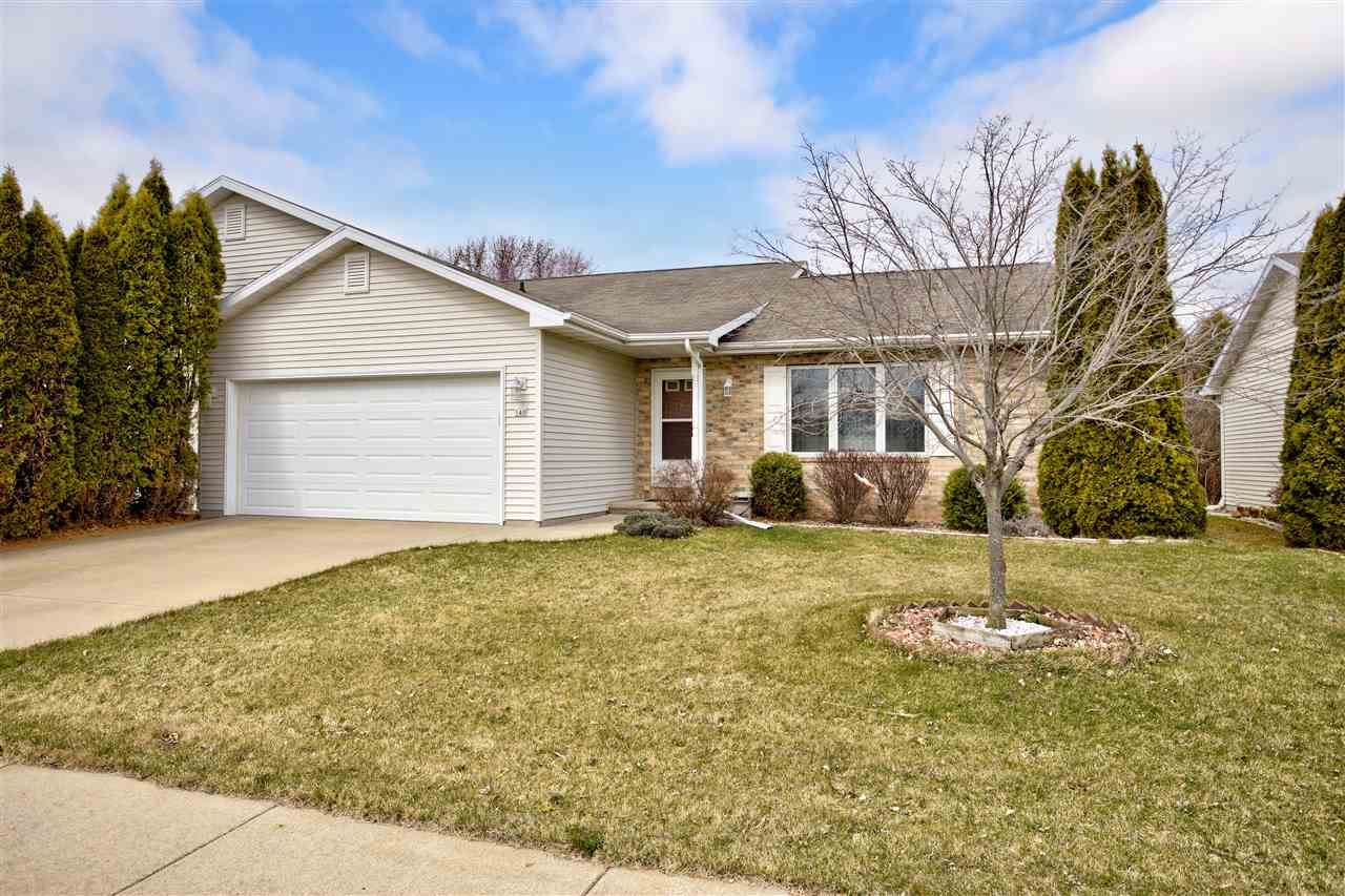 140 CHERRY PARK Court, Oshkosh, WI 54902 - MLS#: 50237681