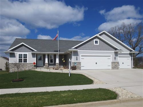 Photo of 2869 SUSSEX Road, GREEN BAY, WI 54311 (MLS # 50217689)