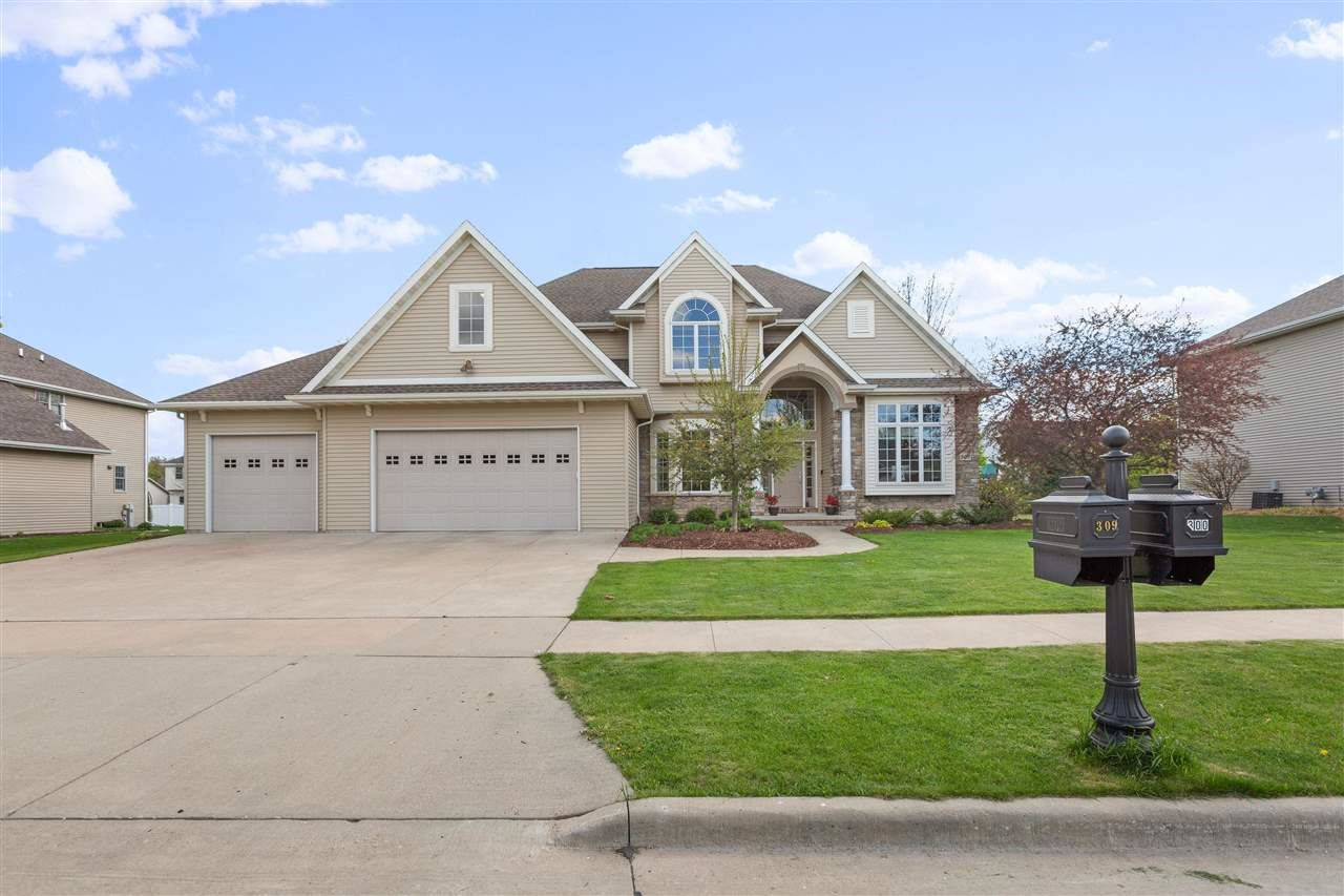 309 E WENTWORTH Lane, Appleton, WI 54913 - MLS#: 50239698