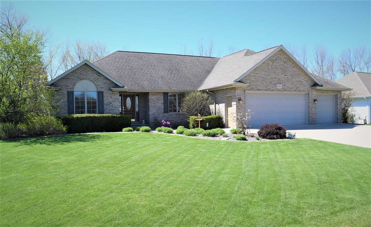2244 DALY Drive, Green Bay, WI 54311 - MLS#: 50239702