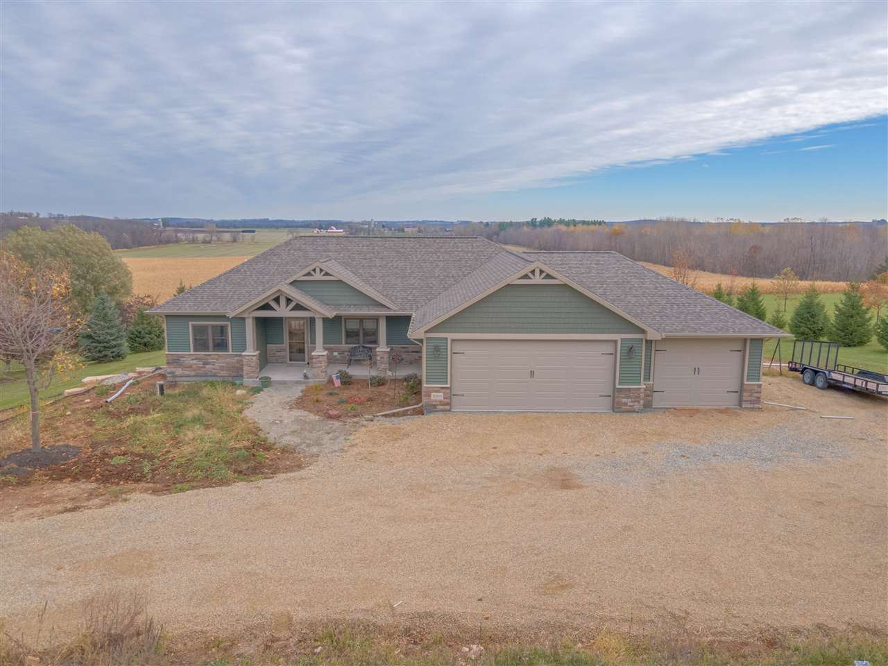 N2034 WINCHESTER Road, Hortonville, WI 54944 - MLS#: 50231704