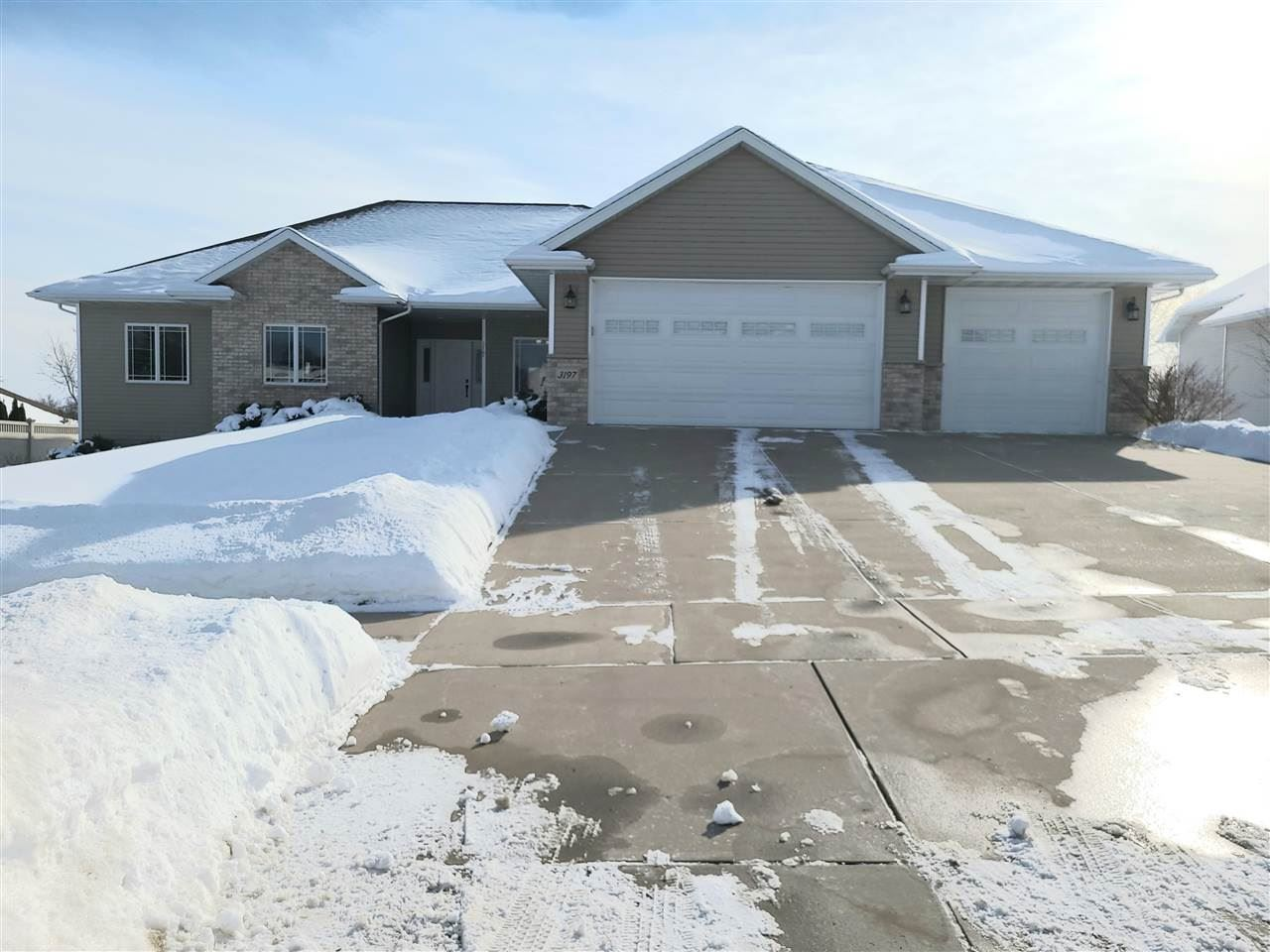 3197 DEVROY Lane, Green Bay, WI 54313 - MLS#: 50235723