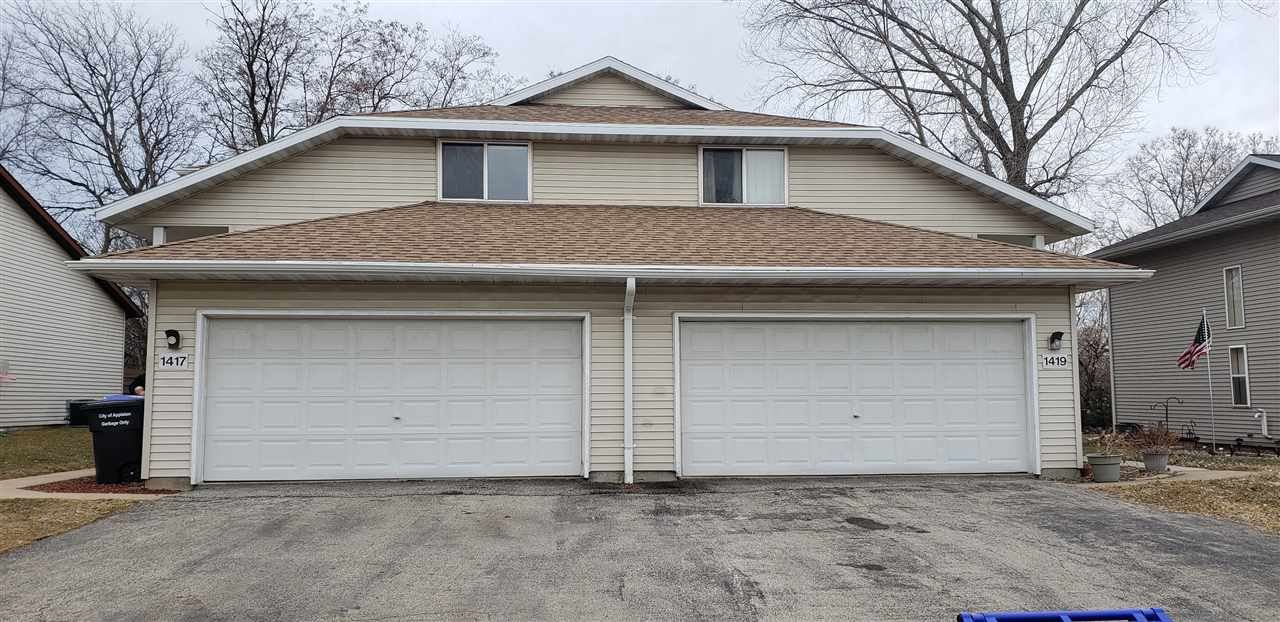 1417 N BIRCHWOOD Avenue, Appleton, WI 54914 - MLS#: 50236723