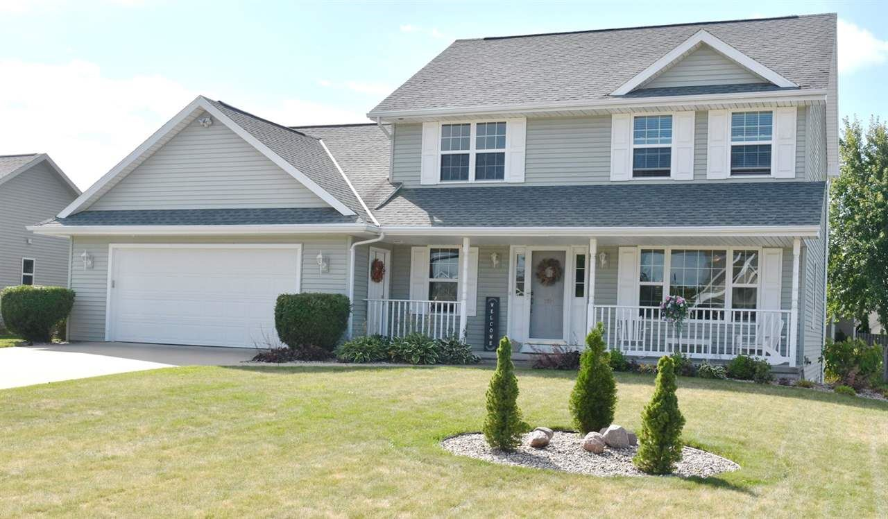 2915 FLOWERING PEACH Drive, Suamico, WI 54313 - MLS#: 50229725