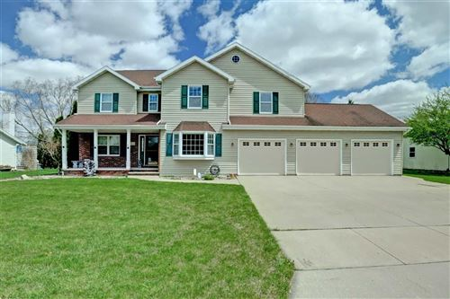 Photo of 3520 N MEADOWSWEET Lane, APPLETON, WI 54913 (MLS # 50221727)