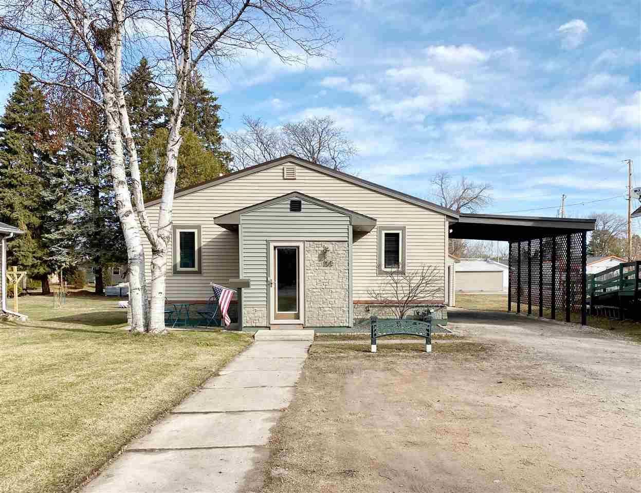 155 E SCOTT Street, Fond du Lac, WI 54935 - MLS#: 50236728