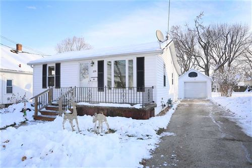 Photo of 224 TAYLOR Street, LITTLE CHUTE, WI 54140 (MLS # 50214735)