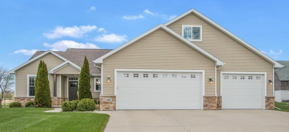 1192 FAVERSHAM Way, Green Bay, WI 54313 - MLS#: 50239737