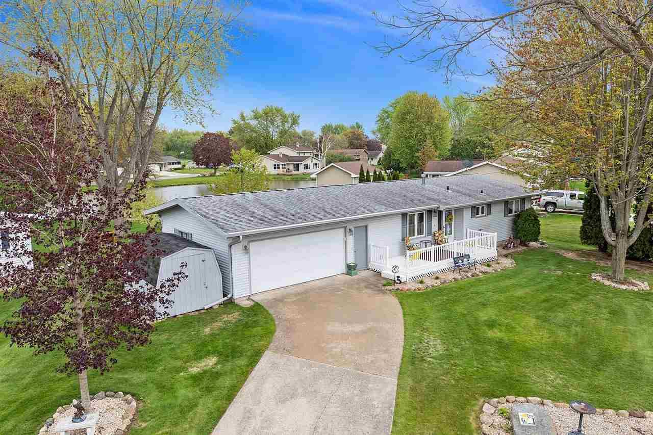 320 MARY Street, Brillion, WI 54110 - MLS#: 50239745