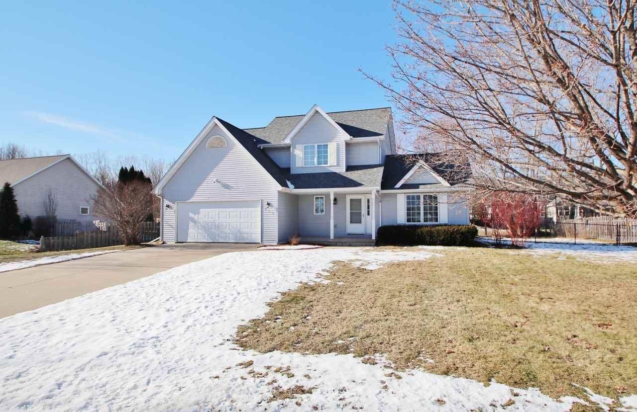 1463 CARDINAL Lane, Green Bay, WI 54313 - MLS#: 50234750