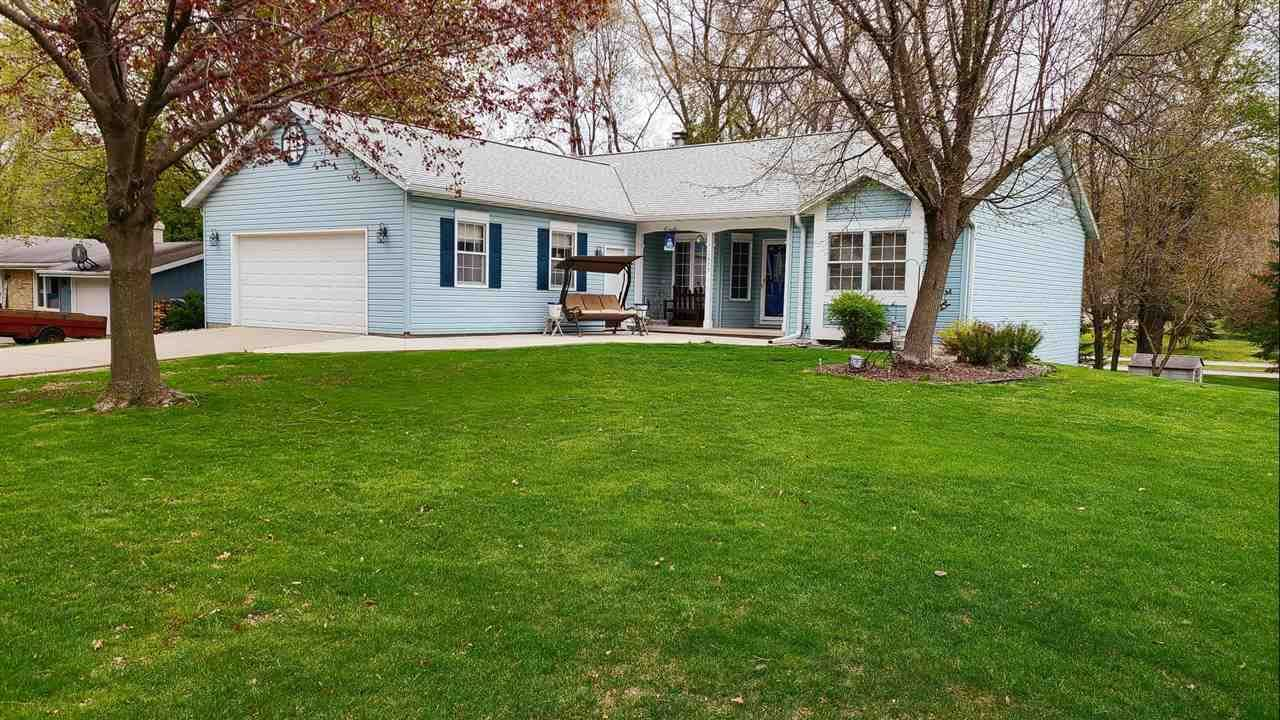 1809 CANARY Lane, Green Bay, WI 54304 - MLS#: 50239759