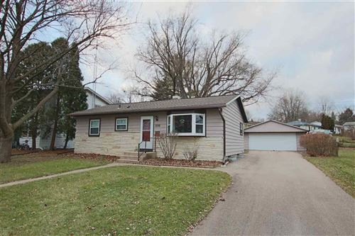 Photo of 1306 FORSTER Drive, MADISON, WI 53704 (MLS # 50214794)
