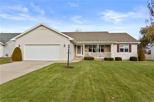 Photo of W5848 EASTER LILY Drive, APPLETON, WI 54915 (MLS # 50213799)