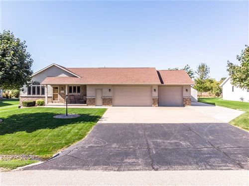 Photo of N1067 REDWING Drive, GREENVILLE, WI 54942 (MLS # 50211802)