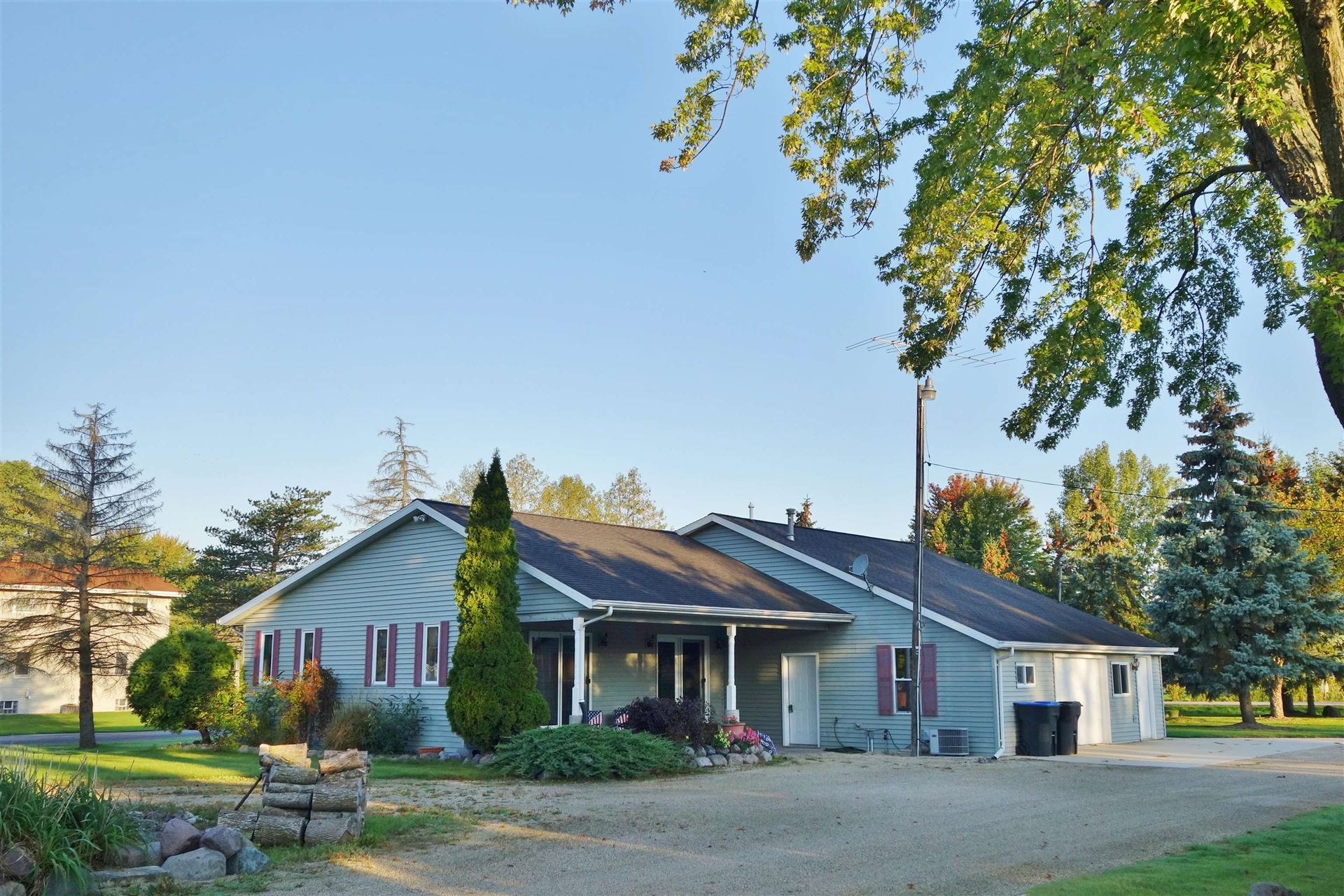 W4688 GOLF COURSE Drive, Fond du Lac, WI 54935 - MLS#: 50248807