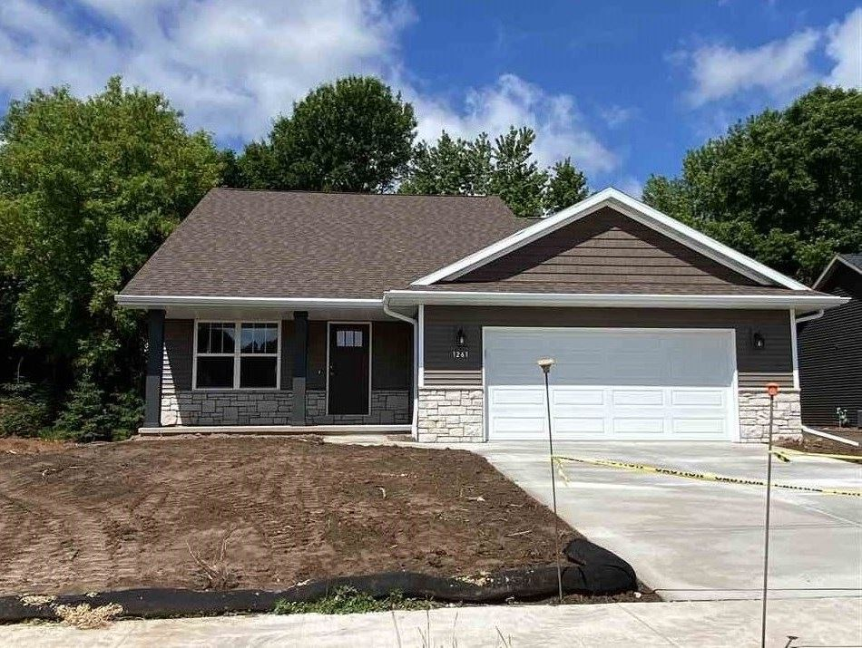 1261 CLEMENTINE Road, Green Bay, WI 54313 - MLS#: 50228816