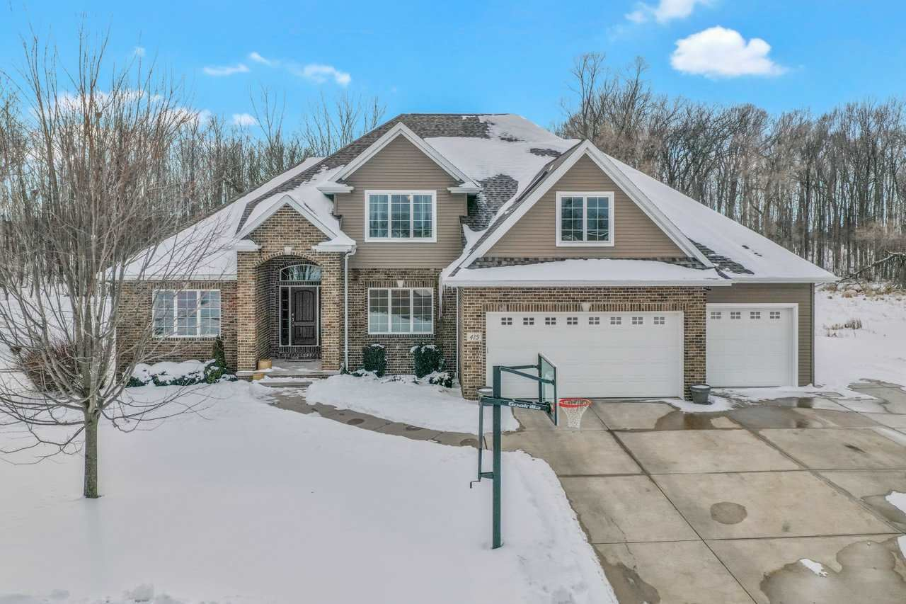 415 HIDDEN HOLLOW Court, Denmark, WI 54208 - MLS#: 50235833