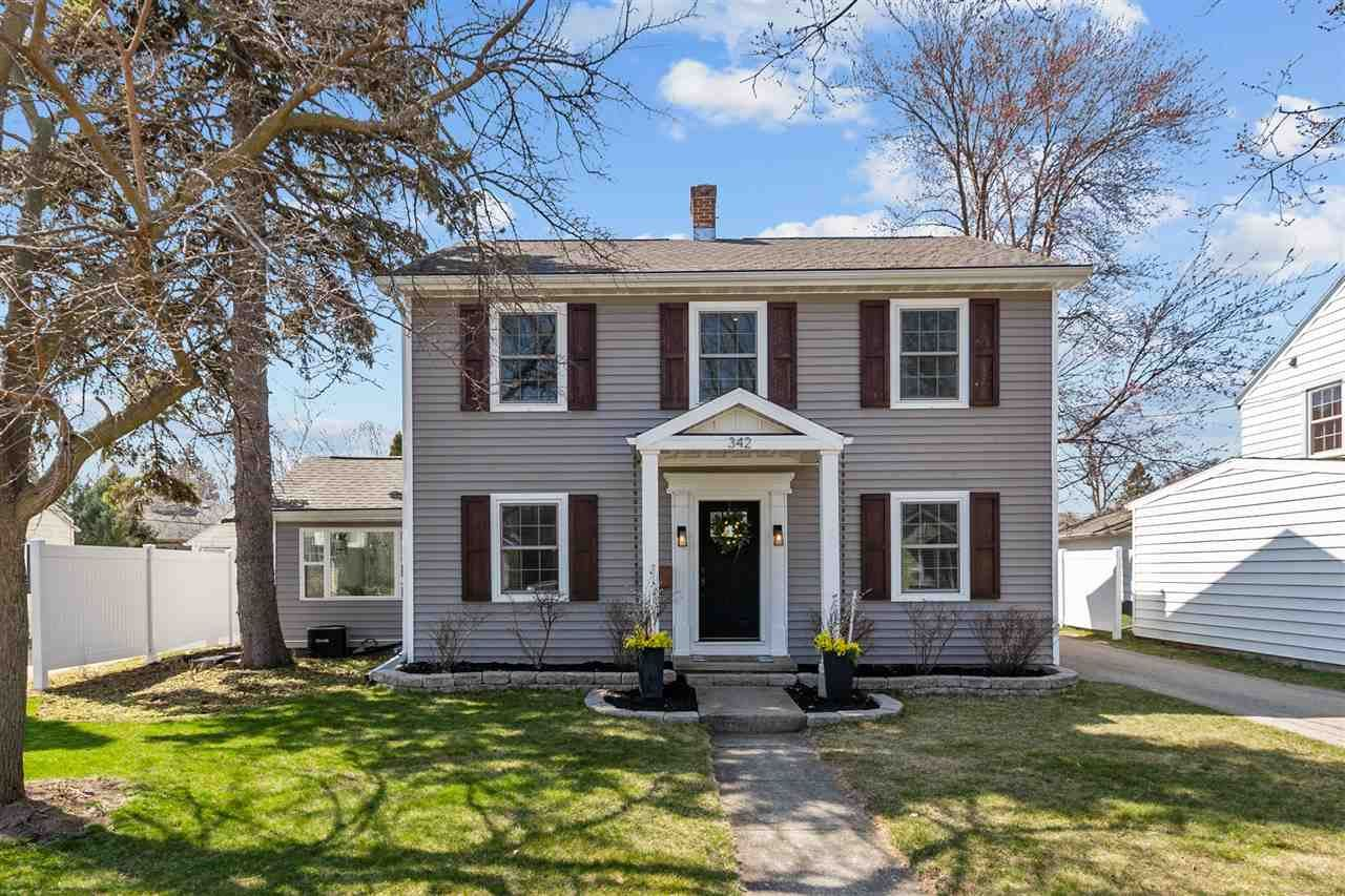 342 5TH Street, Neenah, WI 54956 - MLS#: 50237837