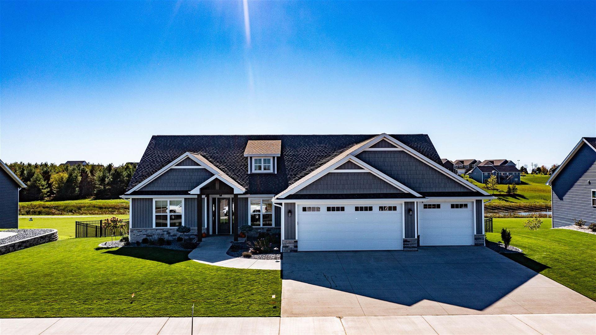 W6823 DESIGN Drive, Greenville, WI 54942 - MLS#: 50249845
