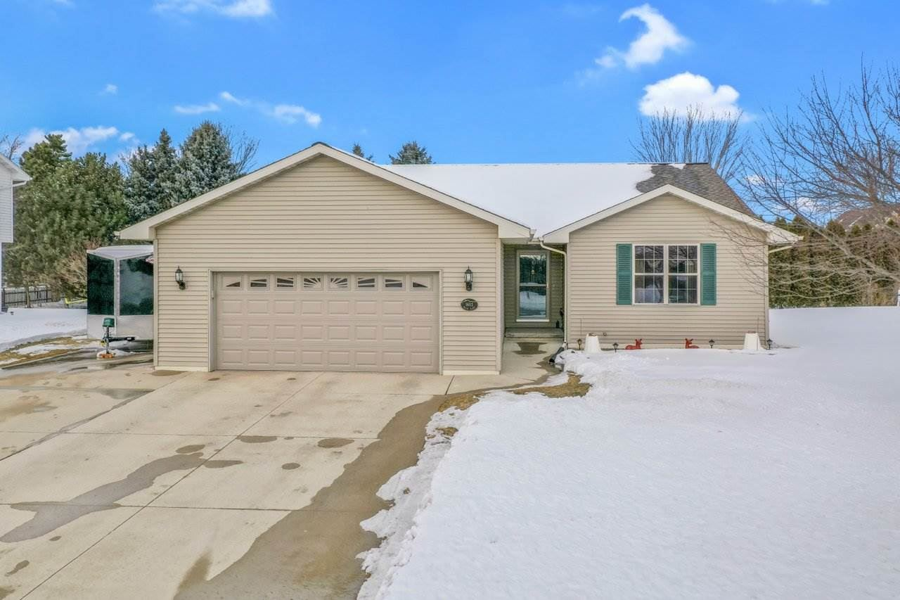 1603 MCRAE Place, Green Bay, WI 54311 - MLS#: 50235853