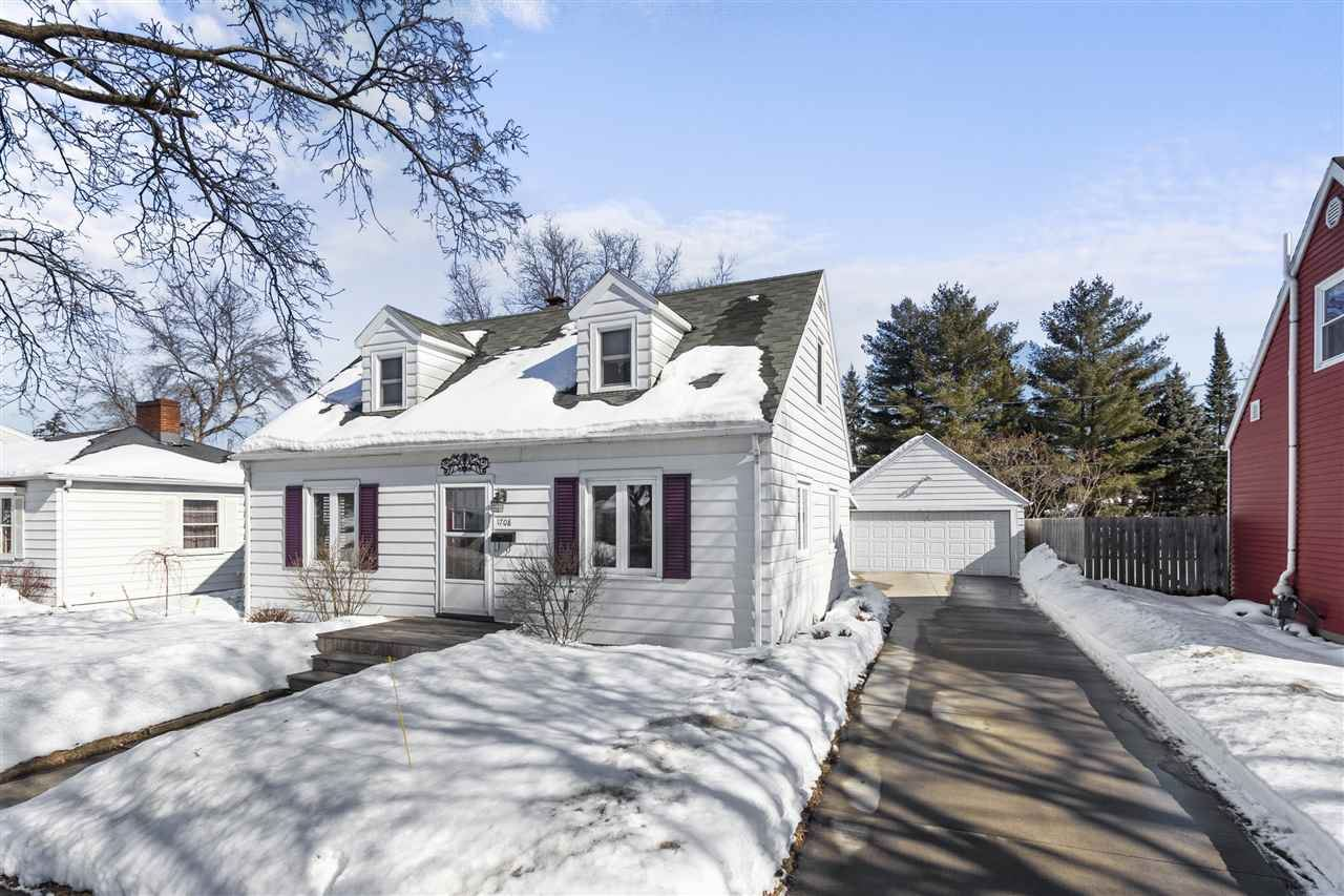 1708 S WILLKIE Street, Appleton, WI 54915 - MLS#: 50235855