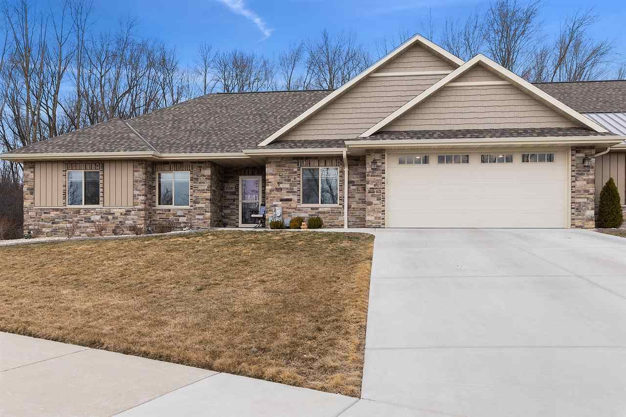 2332 SOUTHERN CROSS Road, Green Bay, WI 54303 - MLS#: 50236856