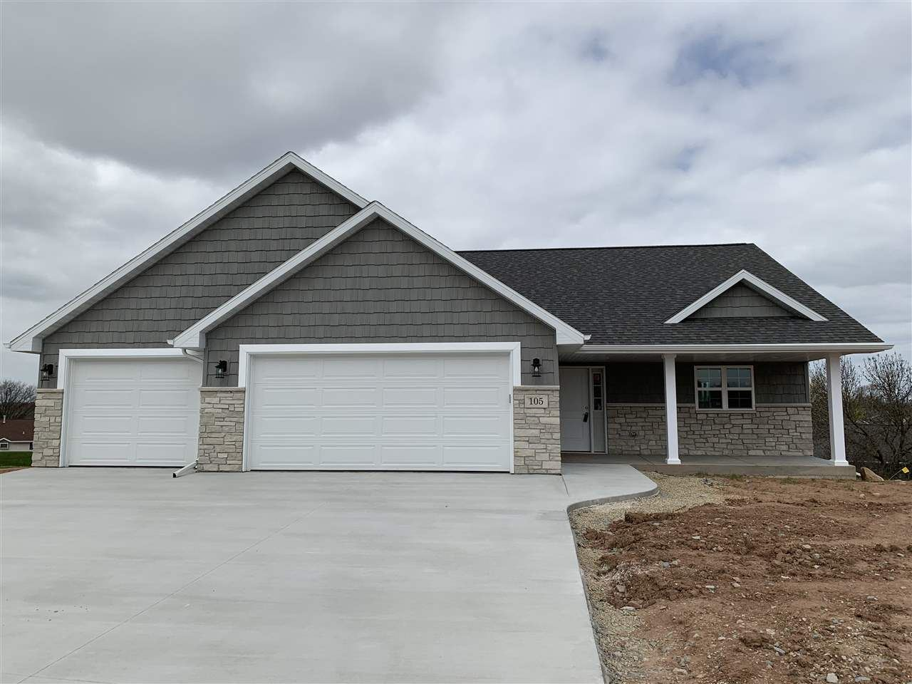 105 ZACHAREY Court, New London, WI 54961 - MLS#: 50238858
