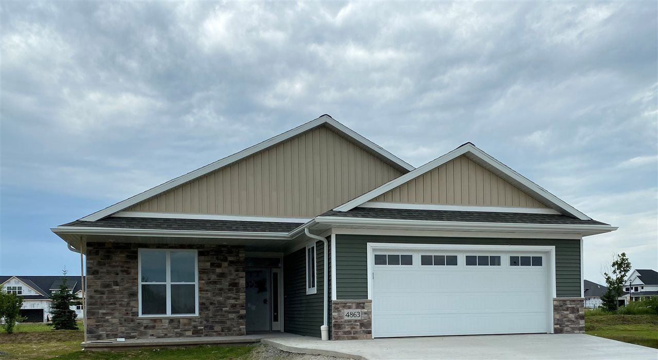 4865 WYLD BERRY Way #4, Green Bay, WI 54155 - MLS#: 50232862