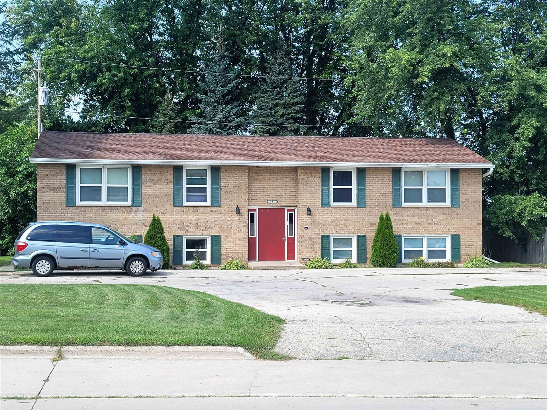 583 CLEMENT Street, Green Bay, WI 54302 - MLS#: 50247862