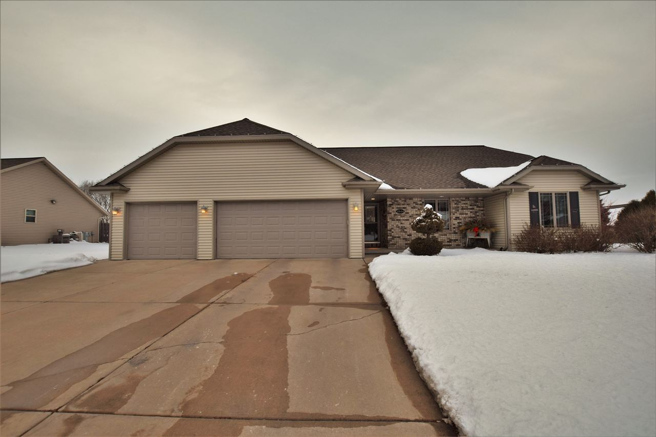 2844 WEEPING WILLOW Drive, Green Bay, WI 54313 - MLS#: 50235863