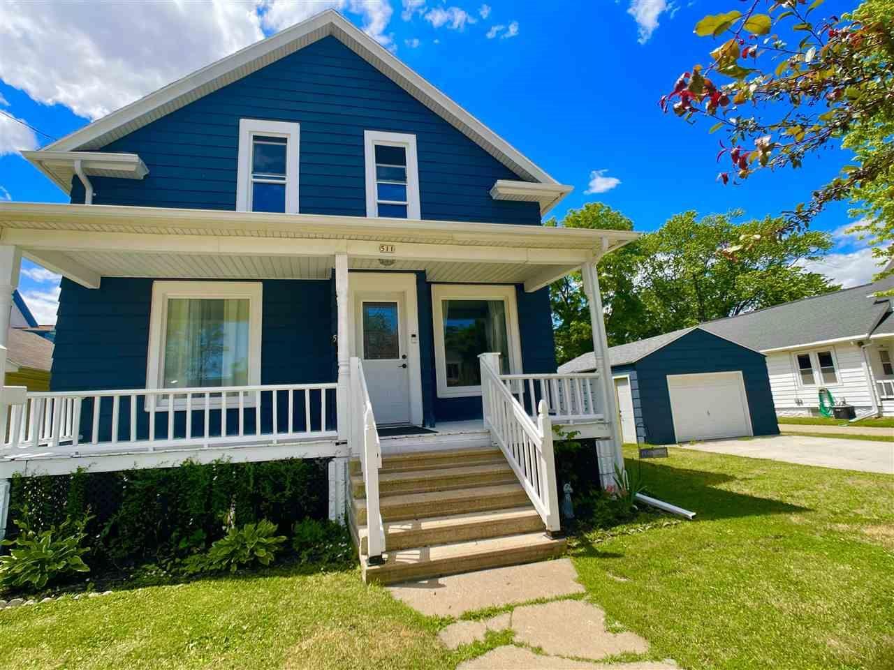 511 GROVE Street, Oshkosh, WI 54901 - MLS#: 50239863