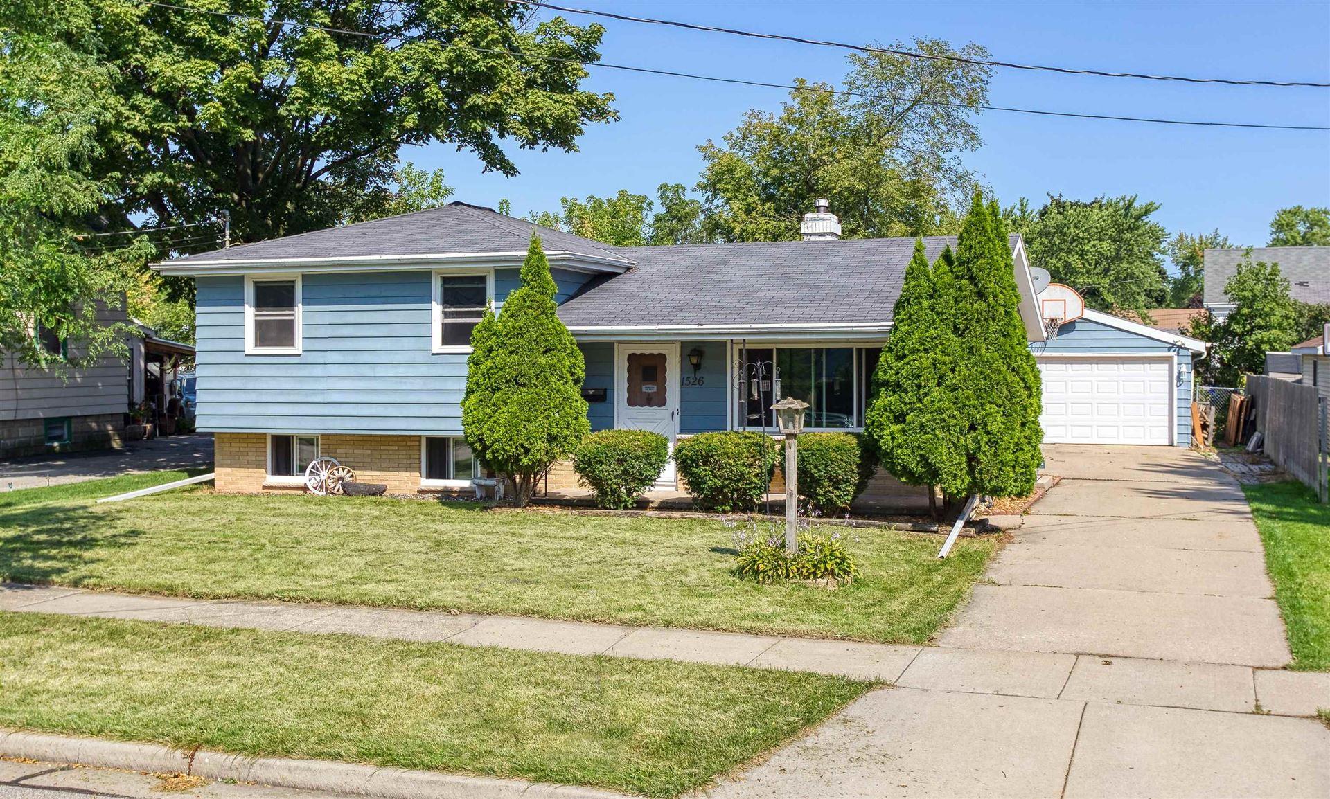 1526 E GUNN Street, Appleton, WI 54915 - MLS#: 50247867
