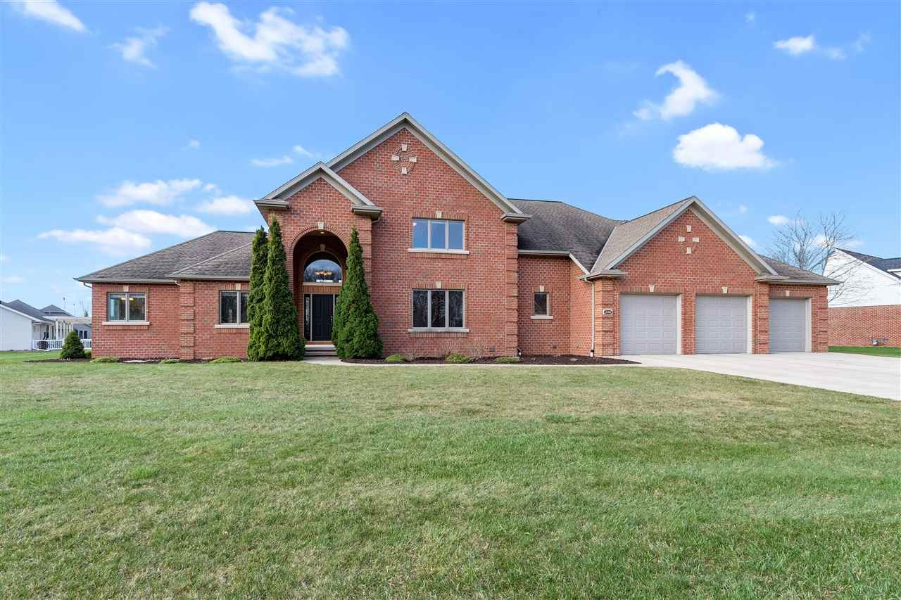230 OAK BROOK Drive, Pulaski, WI 54162 - MLS#: 50238868