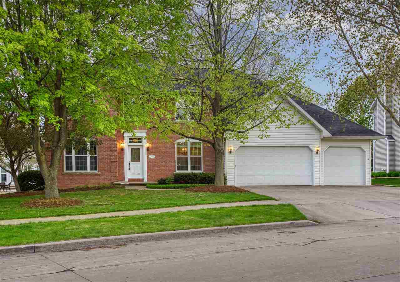 501 E CASTLEBURY Lane, Appleton, WI 54913 - MLS#: 50239871