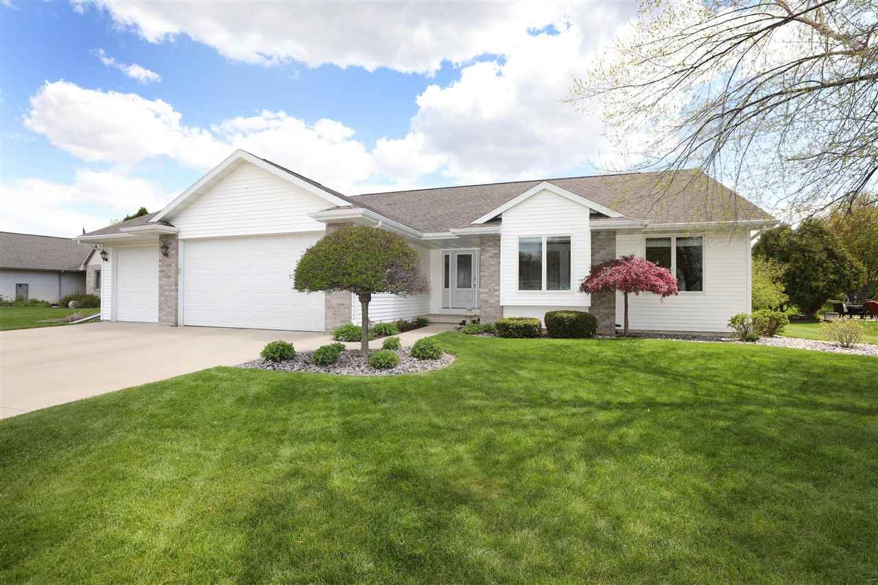 N172 BARBERRY Lane, Appleton, WI 54915 - MLS#: 50239878