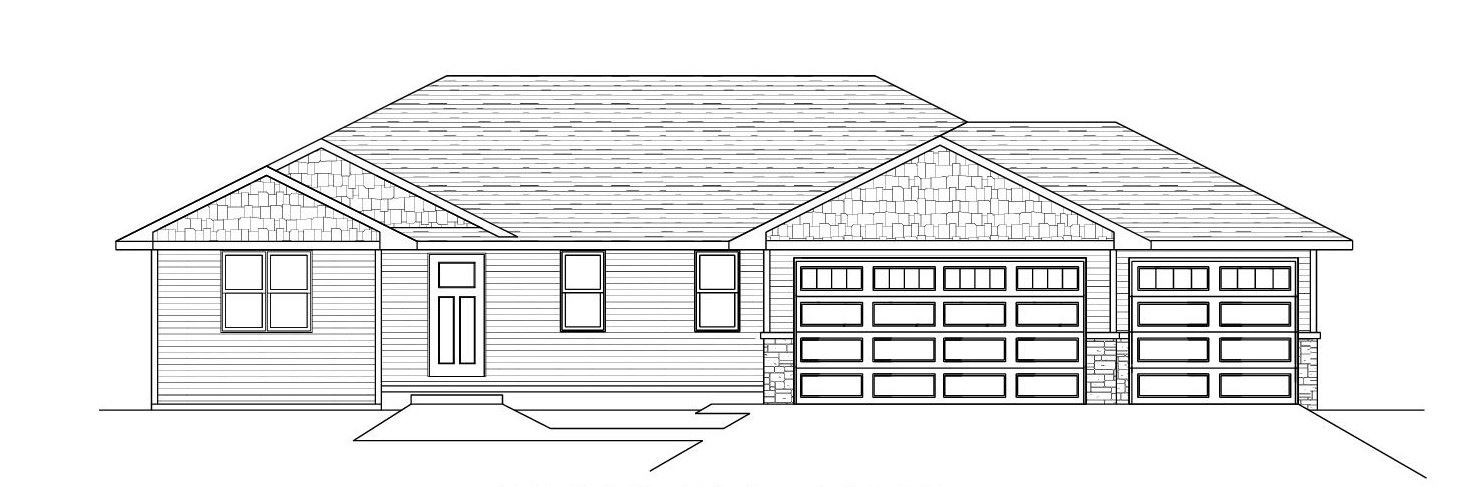 Photo of 3456 RUBY RED Drive, APPLETON, WI 54913 (MLS # 50247884)