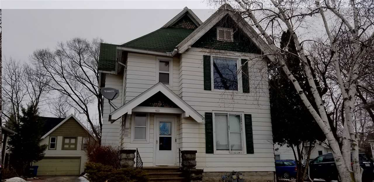 422 CHURCH Avenue, Oshkosh, WI 54901 - MLS#: 50234889