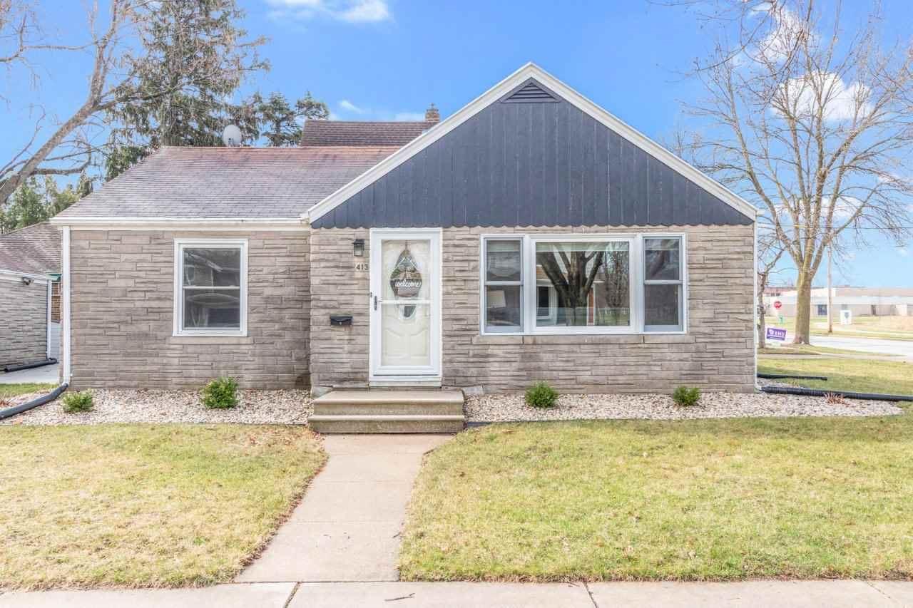413 E GRANT Street, Appleton, WI 54911 - MLS#: 50237898