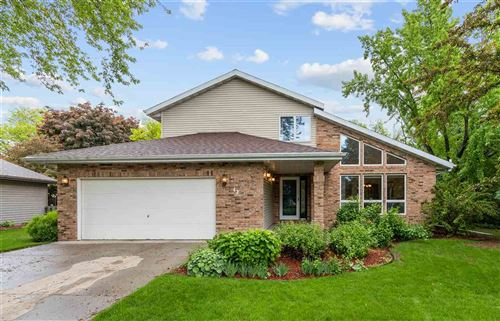 Photo of 42 SPRINGBROOK CERCLE Drive, APPLETON, WI 54914 (MLS # 50222907)